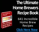 The Ultimate Home Brewers Recipe Book